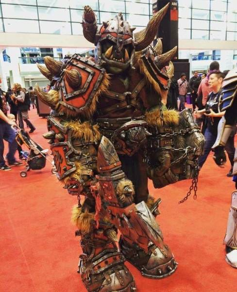 When Cosplay Becomes A Real Art