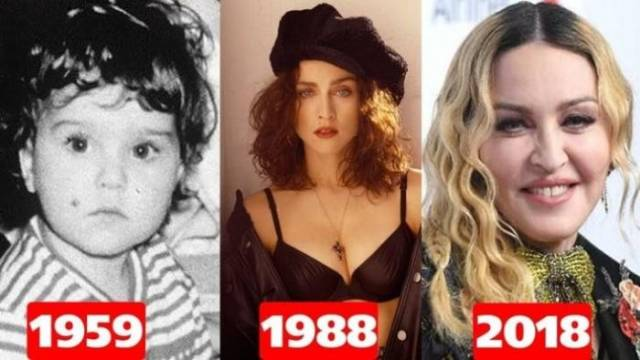 Celebs Seem To Age Shockingly Quickly