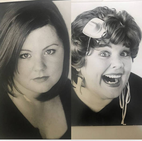 Old Celebrity Headshots Are Looking More Than Great!