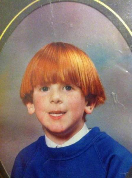 Everyone Had That One Embarrassing Childhood Photo…