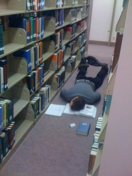 College Life Is Never Easy For Anyone
