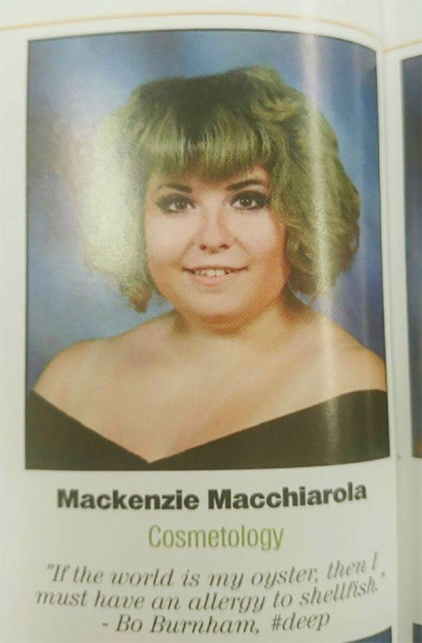Yearbook Quotes Just Have To Be This Original!