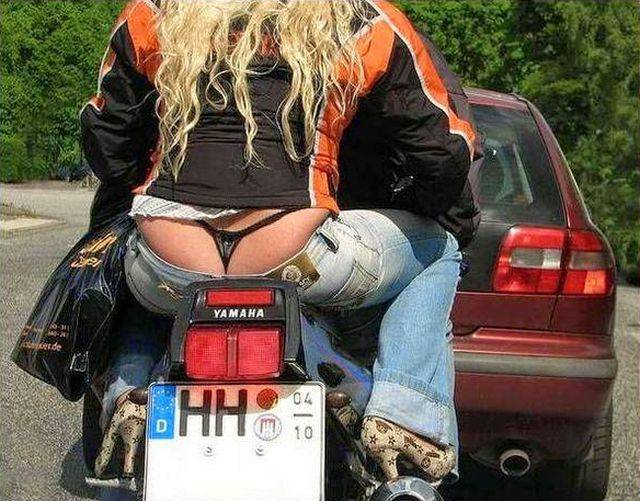 These Girls Are The Reasons Of Road Accidents