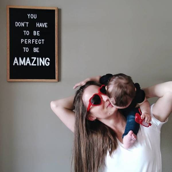 Woman Describes All The Hardships Of Being A Really Tired Mom In A Funny Way
