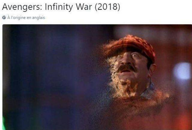 Infinite Memes About Infinity War