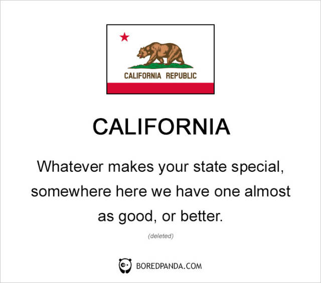 Only Americans Know How To Accurately Describe Their Home States In One Sentence