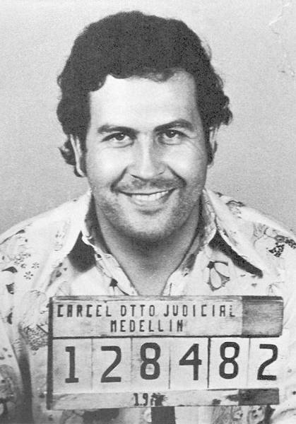 Outlaw Facts About Pablo Escobar