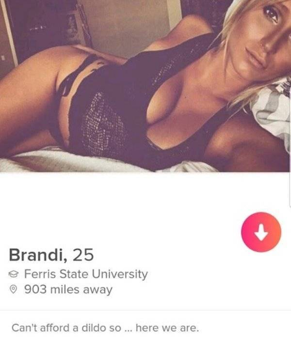 Tinder Is Where You Don't Need Any Shame