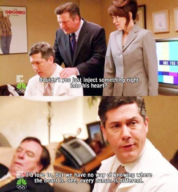 """""""30 Rock"""" Quotes Coming In Hot"""