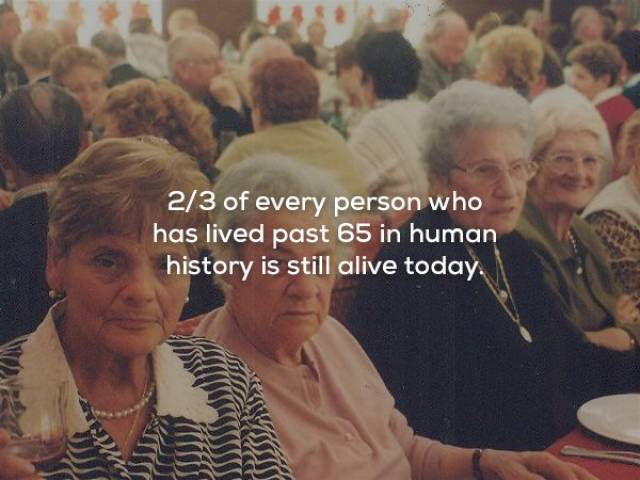 Lifelong Facts About How Long We Can…Eh…Live
