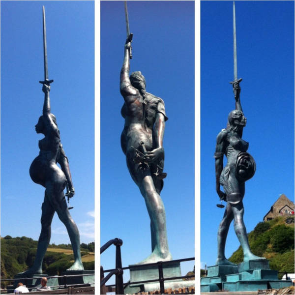 These Statues From Around The World Are Way Too Wrong…