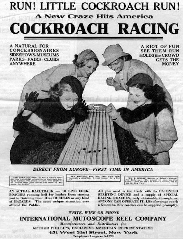 Vintage Advertisements Were Indeed Very Special