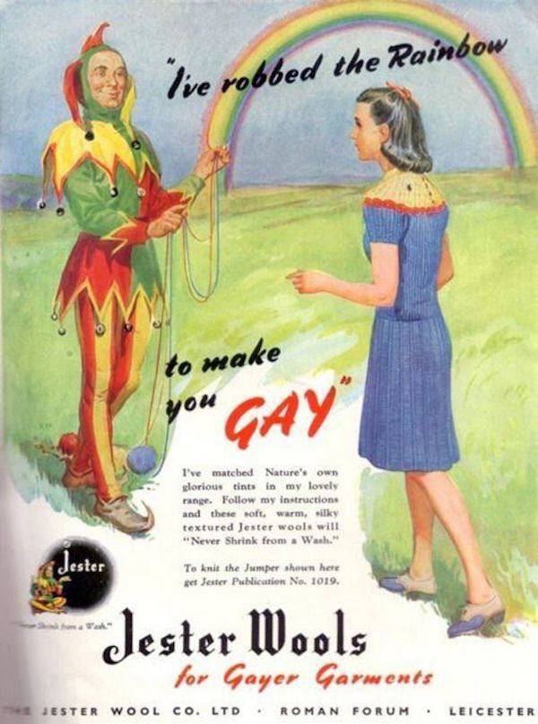 Vintage Advertisements Were Indeed Very Special