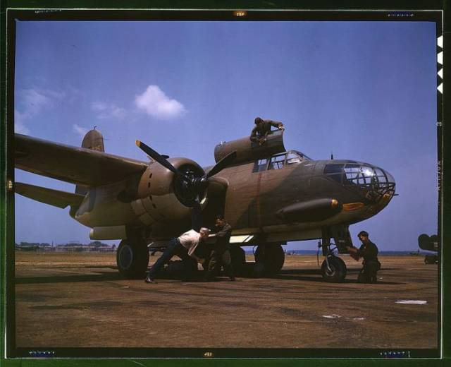 World War II Looks Differently In Color