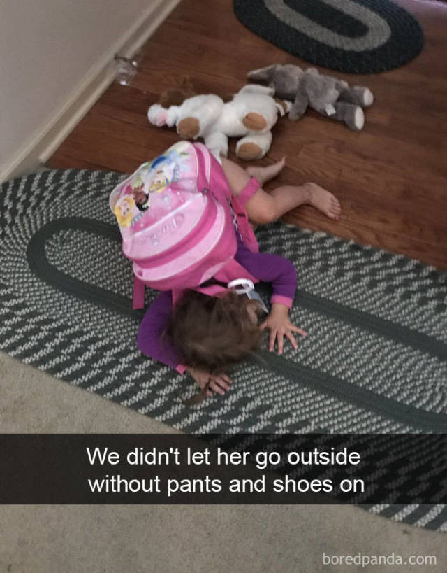 Kids Don't Need A Real Reason To Throw A Tantrum