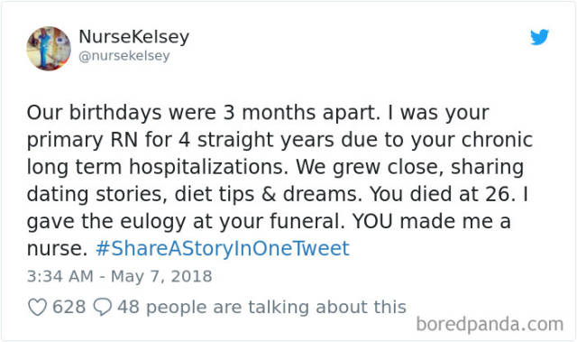 Doctors Share Their Most Touching Stories Via #ShareAStoryInOneTweet Hashtag