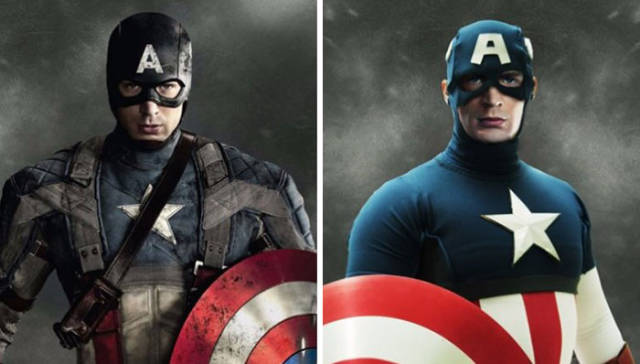 How The Avengers Look Like In The Original Comics