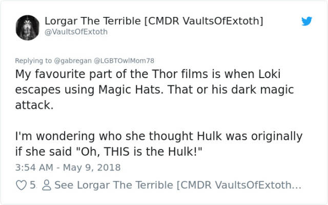 """You Have To Know The """"Infinity War"""" Characters To Not Name Them In Such A Funny Way"""