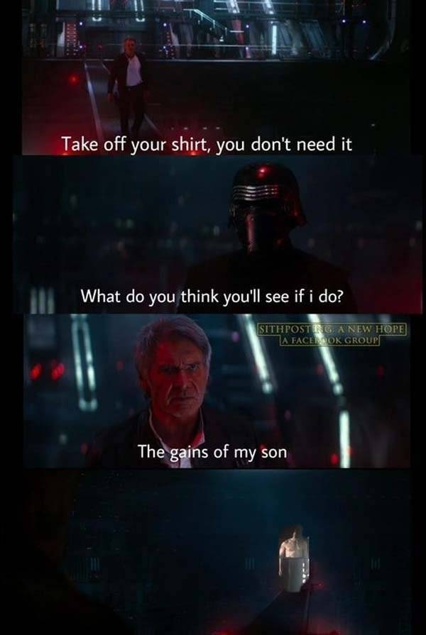 Far Far Away Memes For Star War Sequels Fans