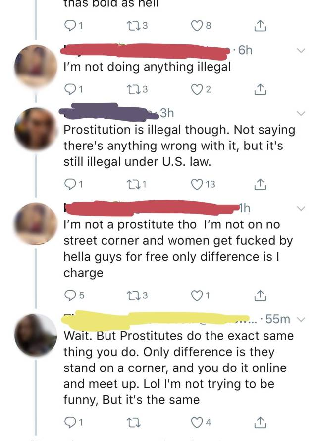 Girl Accidentally Becomes A Prostitute