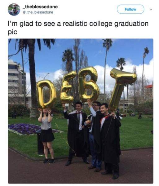 Graduation Is A Trap!