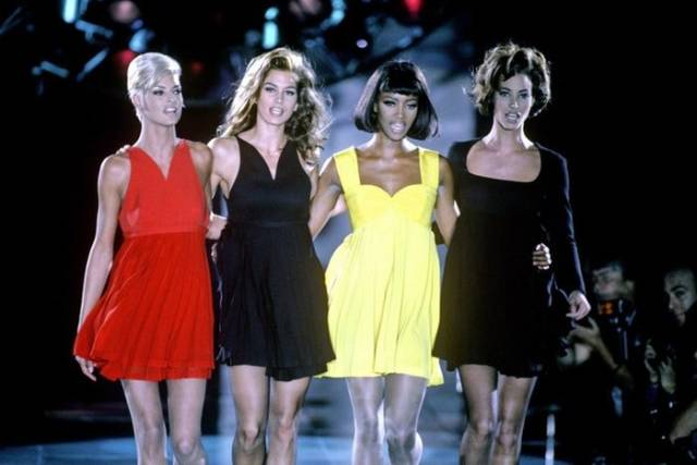 Famous Beauties From The 90's