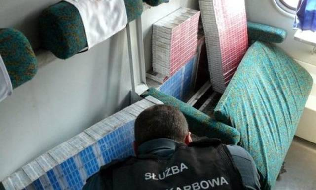 People Will Do Anything To Smuggle Those Cigarettes!