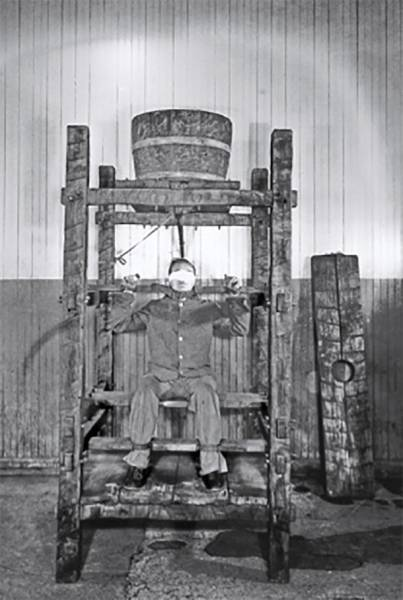 Some Unbelievably Cruel Torture Devices Were Invented Throughout History