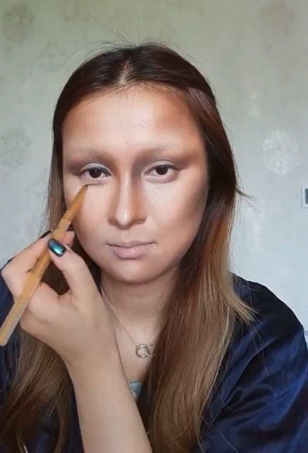This Chinese Makeup Artist Is A Makeup Genius!