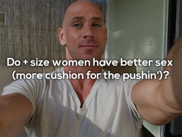 Legendary Johnny Sins Shares His Sex Secrets With You!