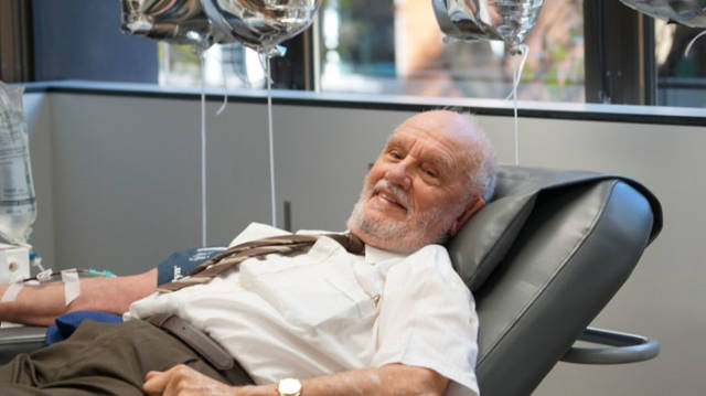 """Man With The Golden Arm"" Who Saved Millions Of Babies Will Not Be Able To Give Blood Donations Anymore"