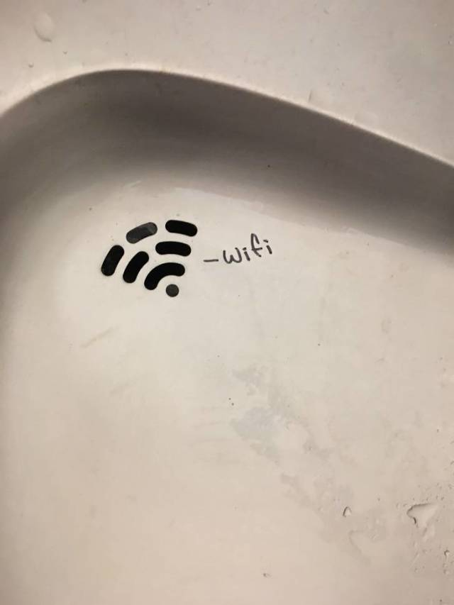 Vandalism Can Sometimes Be Cruelly Perfect