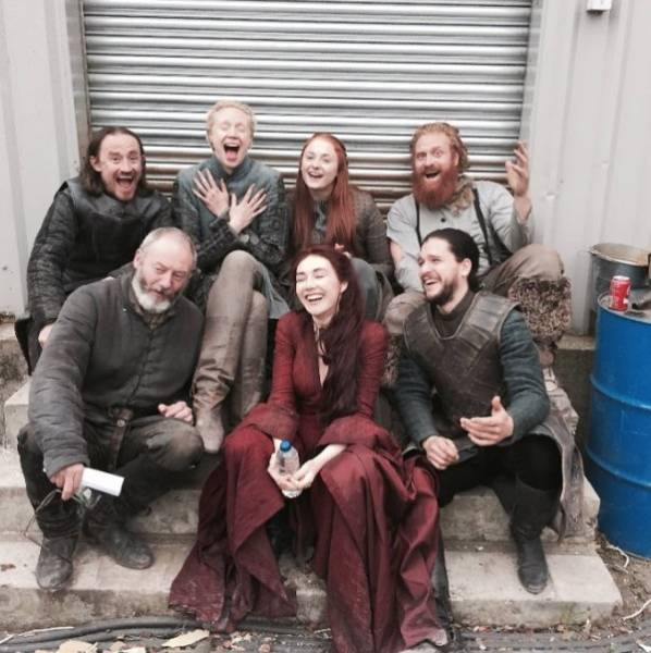 """Game Of Thrones"" Cast Reveal The Fun Behind The Scenes"