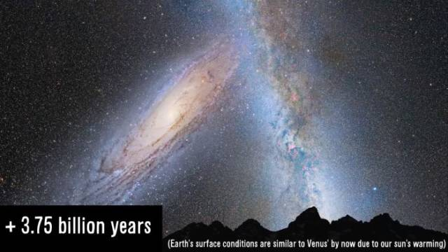 How Andromeda Galaxy May Grow In Our Sky