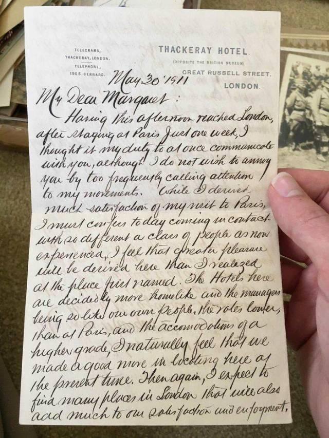 Some More Examples Of Visually Orgasmic Handwriting