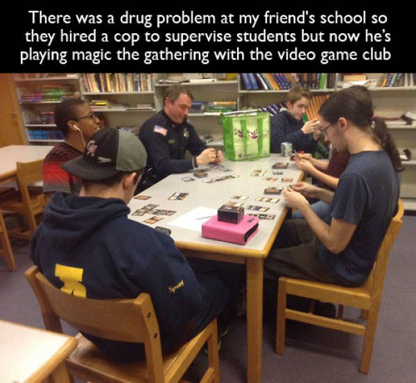 Some Police Officers Really Deserve Our Admiration