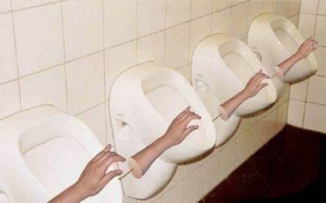 There Is No Pranks Like Toilet Pranks
