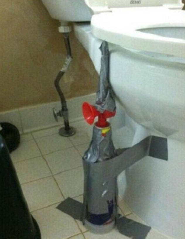 There Is No Pranks Like Toilet Pranks