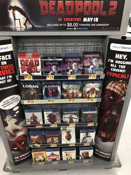 Deadpool Appears In All The Famous Movies!