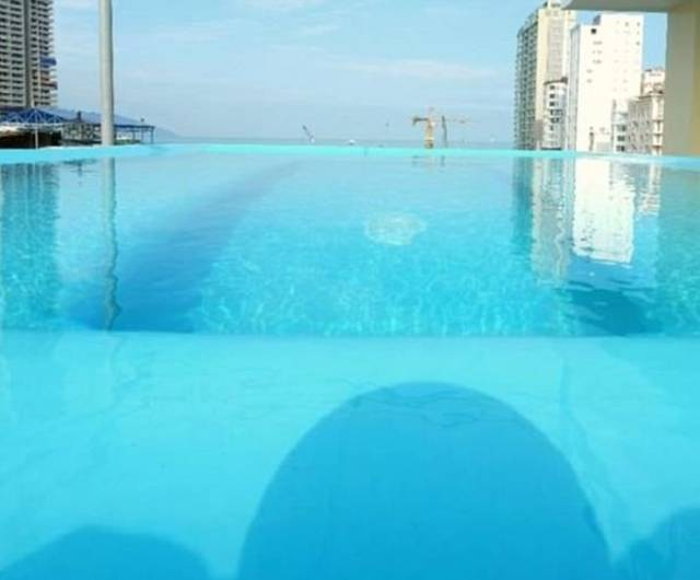 Swimming Pools Never Look The Way They Are Advertised