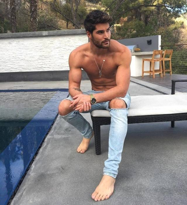 Sexy Men Are Flaming Hot