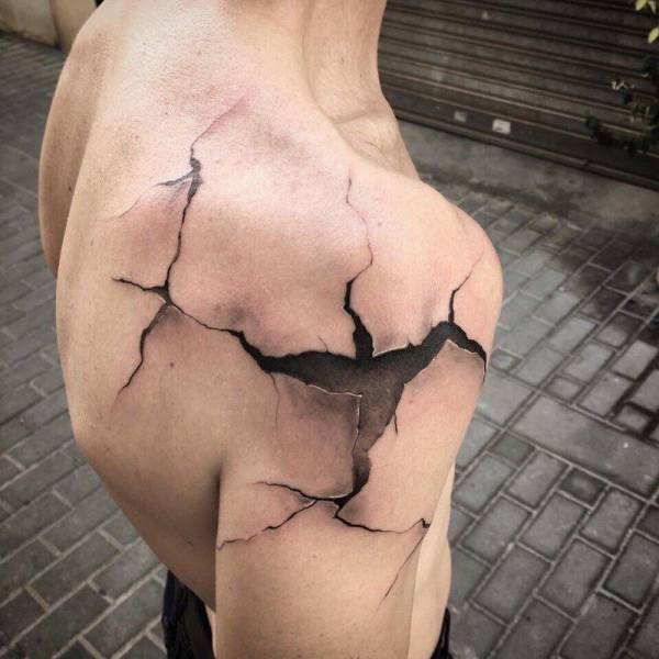 Tattoos That Look Way Too Real