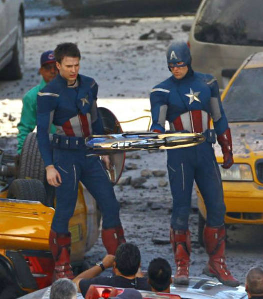 Here's Who Actually Does All Those Stunts In Marvel Movies
