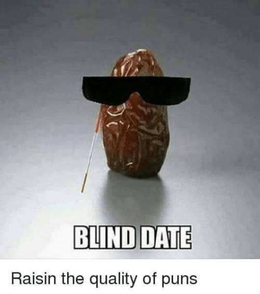 Punny Humor Is Just The Best Humor!