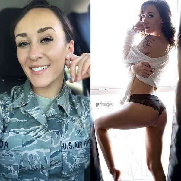 Uniform Makes Them Even Sexier!