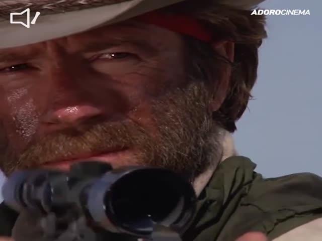 Chuck Norris Has No Mercy