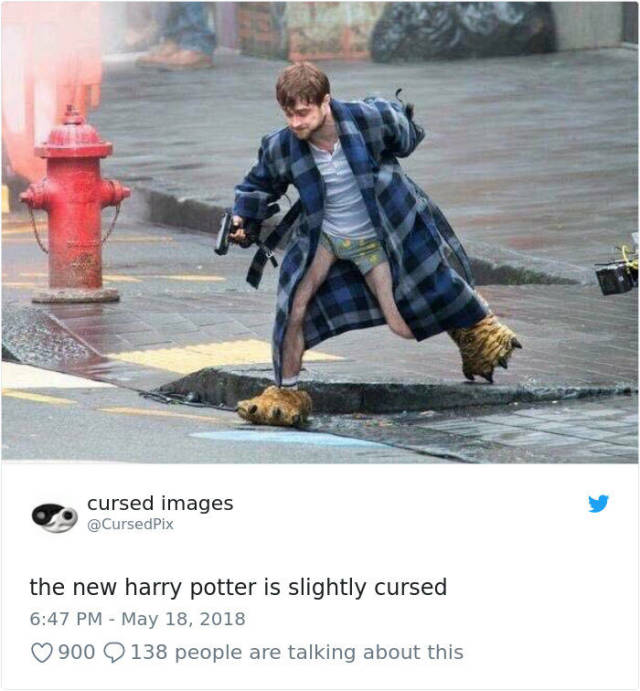 "People Can't Stop Joking About Daniel Radcliffe And His ""Not Actually A New Harry Potter Movie"""