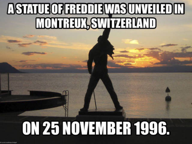 Rocking Facts About Legendary Freddie Mercury