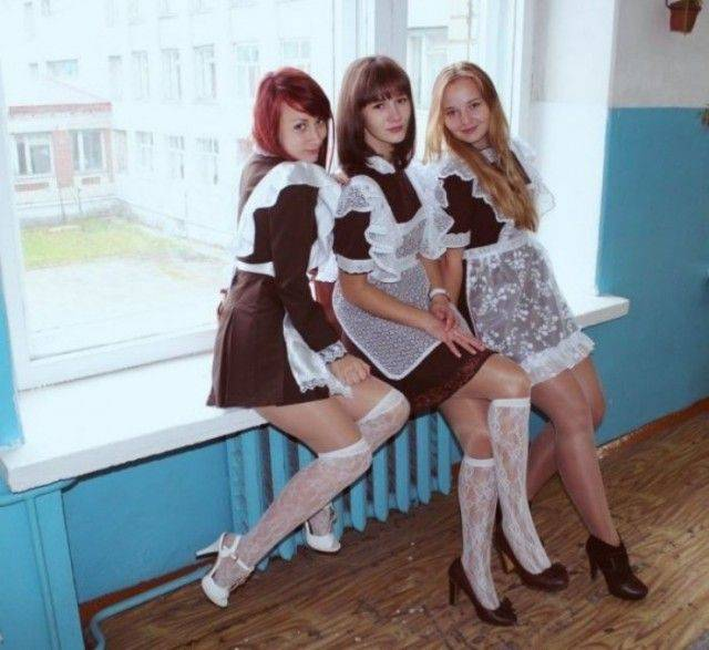 Russia Has All The Reasons For You To Want To Go Back To School