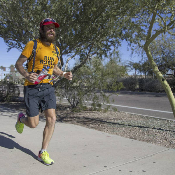 Man Runs Across The US Four Times, Ends It All With A Bang